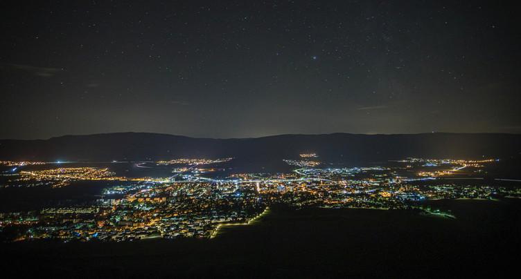 Delémont engage la lutte contre la pollution lumineuse