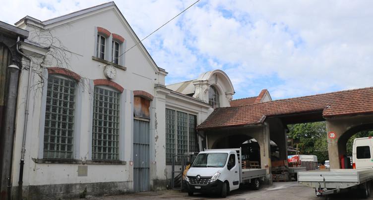 Des frictions entre le groupe d'intérêt Abattoir-centre culturel et la ville de Bienne