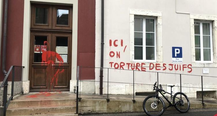 Pas d'acte antisémite à La Chaux-de-Fonds