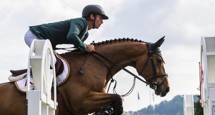 Les cavaliers suisses dans le top 15