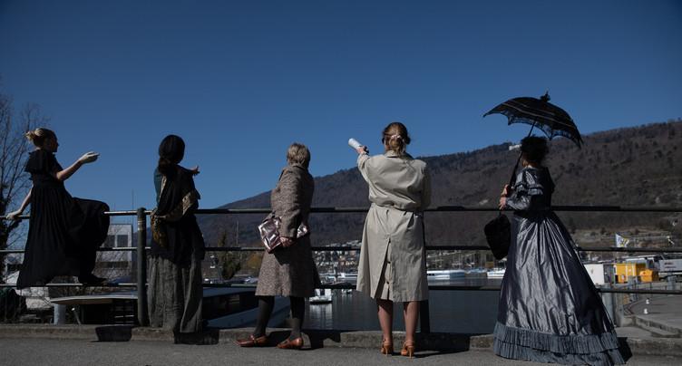 Honneur aux femmes à Bienne