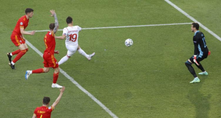 Match nul de la Suisse