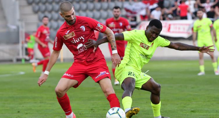 Inversion de matches pour le FC Bienne