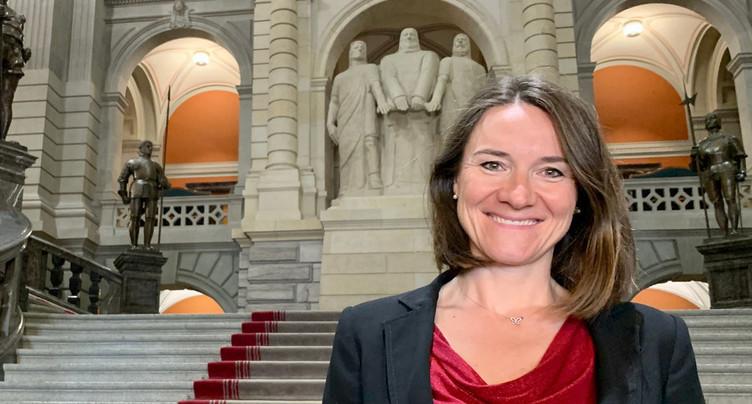 Sophie Michaud Gigon, « cinquième élue jurassienne» à Berne