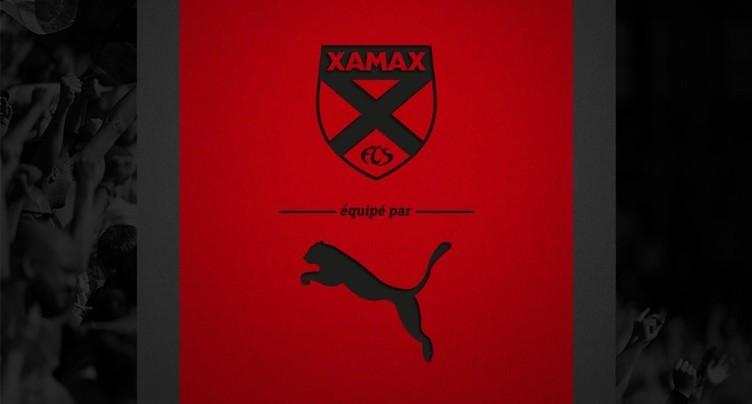Xamax change d'équipementier