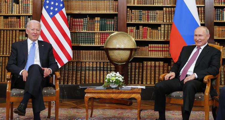 La Police neuchâteloise en renfort au sommet Biden-Poutine