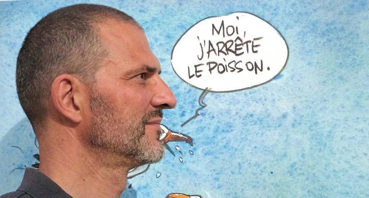 Les bandes dessinées gourmandes de Philippe Duvanel