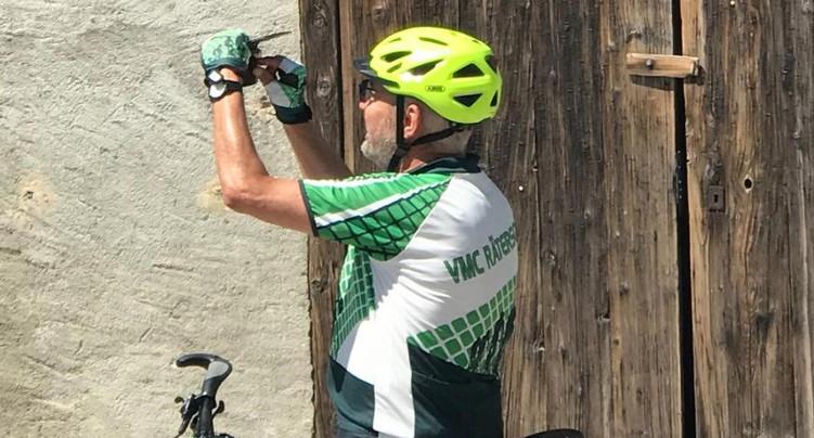 Un cycliste porté disparu dans le Jura