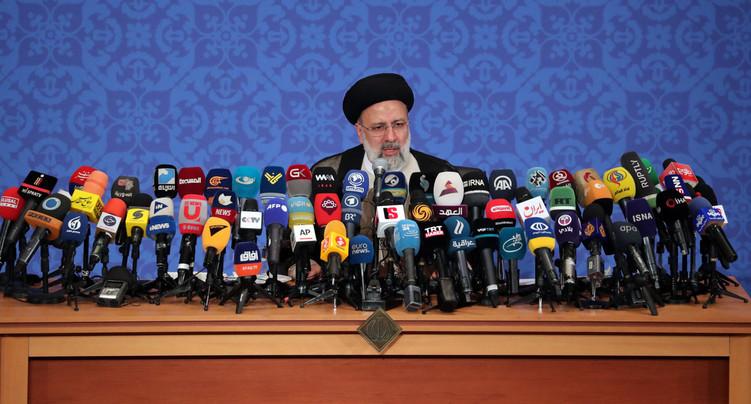 Le monde en cause : le nouveau président de l'Iran fixe le cap