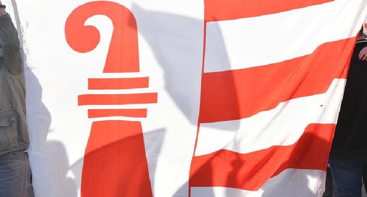 Taignons et Prévôtois unis sous le drapeau jurassien