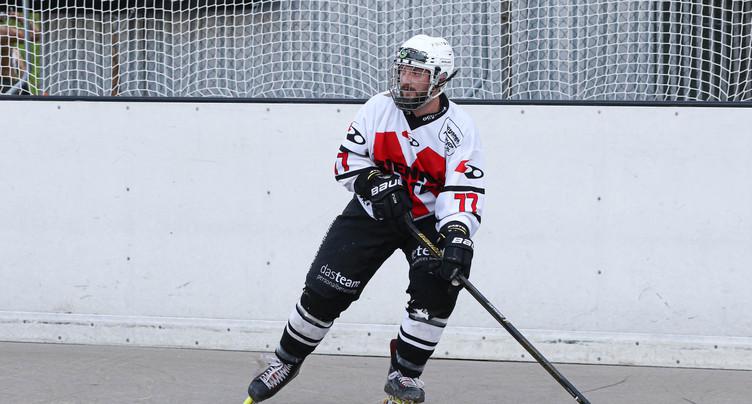 Deux prolongations jusqu'à la défaite pour Bienne Skater 90