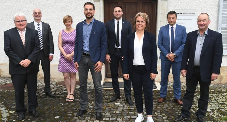 Un comité paritaire pour l'accueil de Moutier