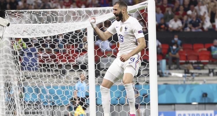 Euro 2020 : gros morceau pour l'équipe de Suisse