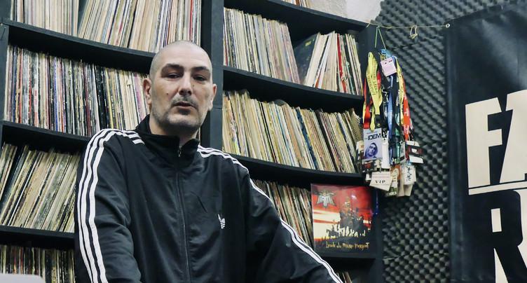 DJ Idem, du vinyle et du coeur...