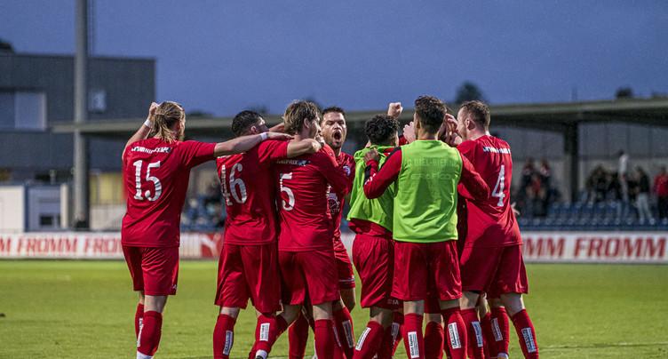 Le FC Bienne signe un exploit majuscule