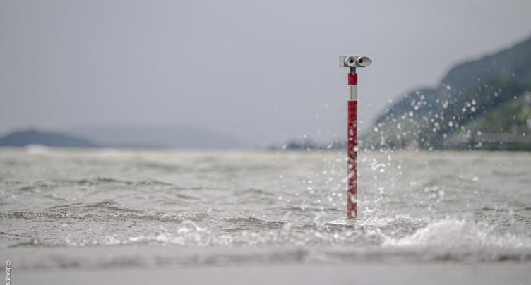Les lacs de Bienne et Neuchâtel ont besoin de plus de temps