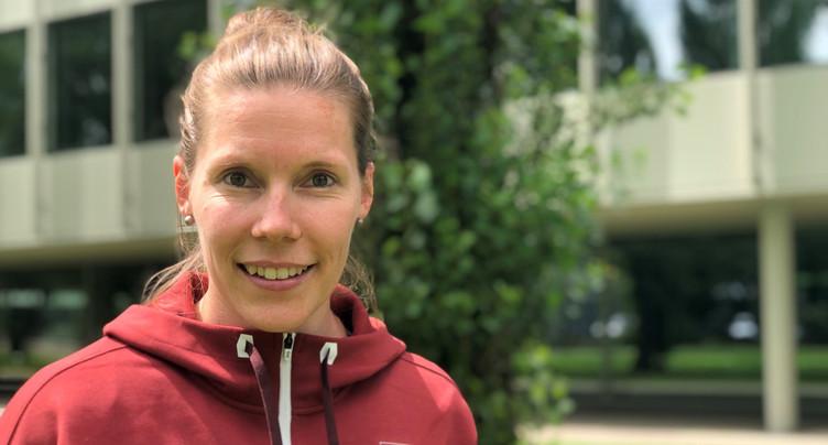 Sabrina Jaquet prête à défier la numéro 1 mondiale