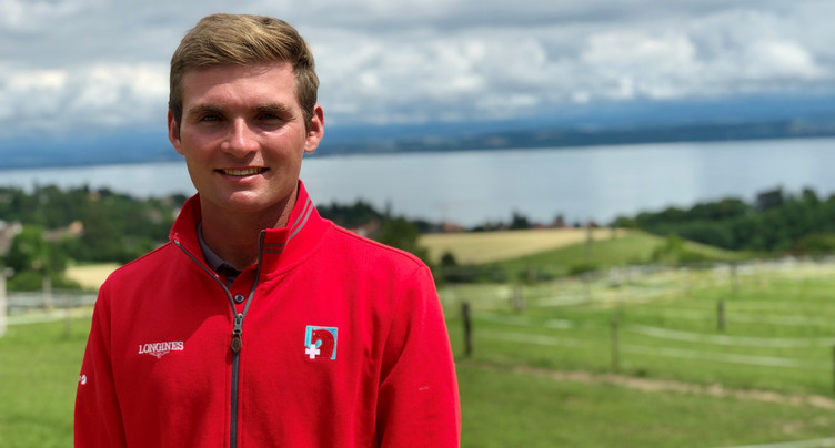 Des ambitions pour Bryan Balsiger aux Jeux olympiques