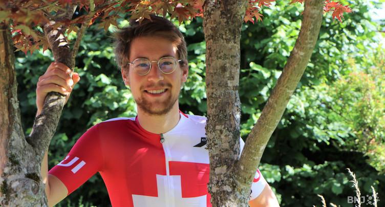 Valère Thiébaud rentre en lice aux Jeux olympiques