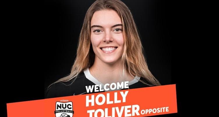 Holly Toliver renonce au NUC
