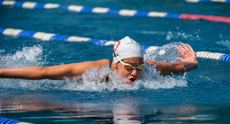 Le Red-Fish cartonne aux championnats de Suisse espoirs