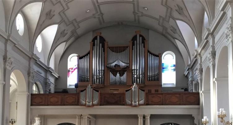 Quatre concerts pour mettre en valeur l'orgue de Saignelégier