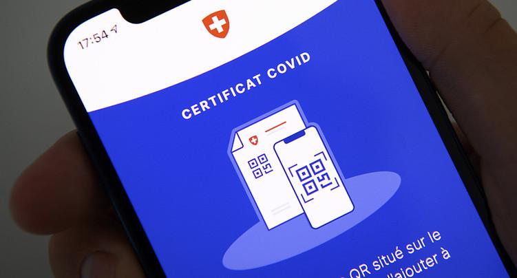 Le Jura épargné par les certificats Covid frauduleux