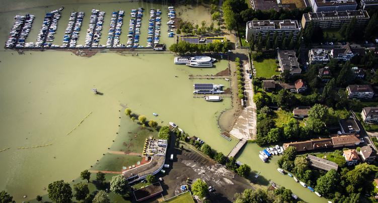La mobilisation autour du lac de Bienne touche à sa fin