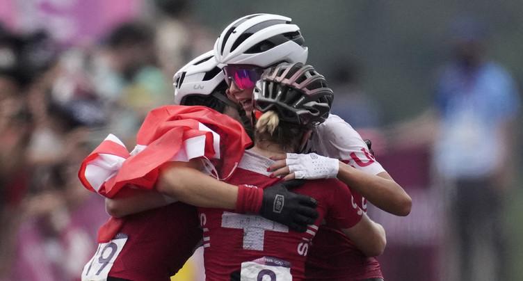 « Un moment incroyable pour le sport féminin »