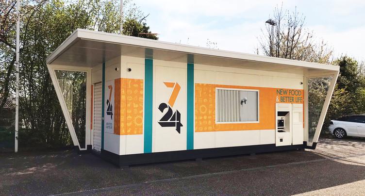 Un magasin automatisé à La Neuveville