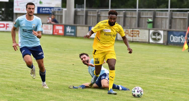 Le FC Bassecourt gagne en Prévôté