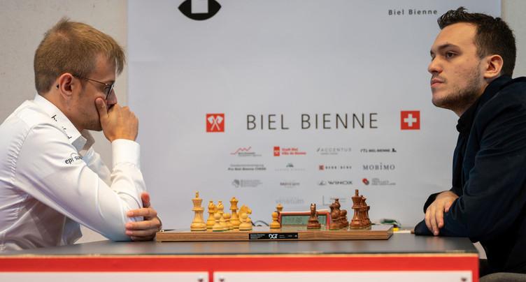Une partie d'échecs de près de 8 heures à Bienne