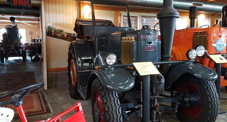 Le Musée agricole de Grandfontaine veut s'agrandir
