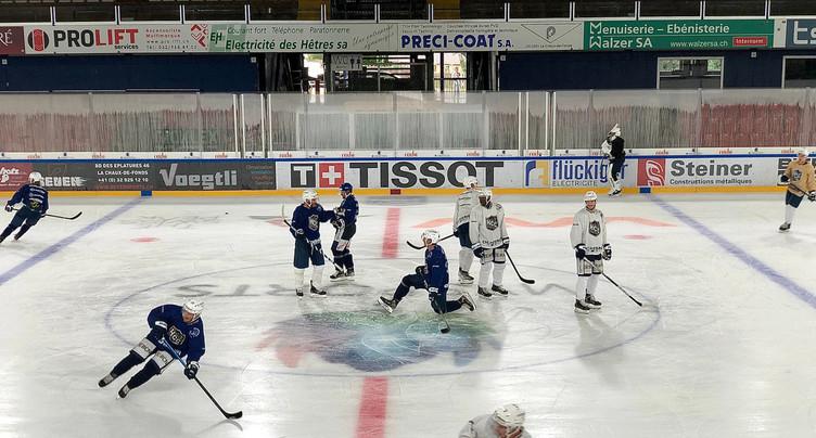 Le HCC de retour sur la glace