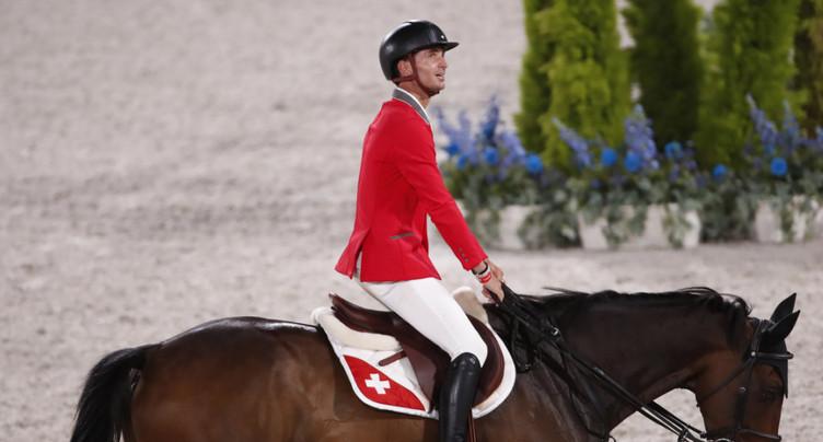 Déception pour les cavaliers suisses