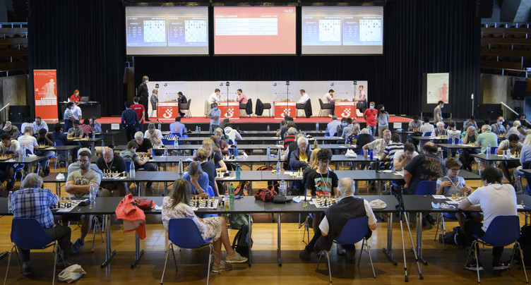 Les derniers coups du Festival international d'échecs de Bienne ont été joués