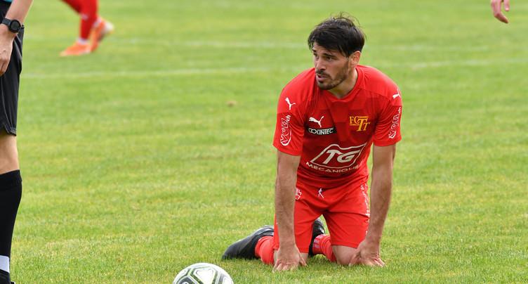 Un nouveau match nul pour le FC Tavannes/Tramelan