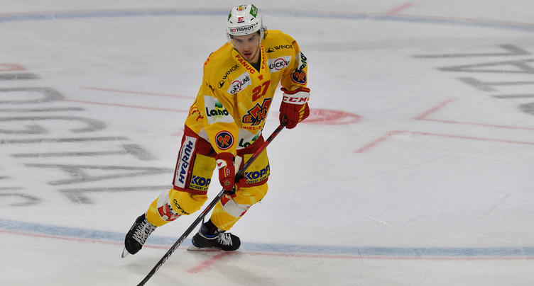 Le HC Bienne croqué par les Lions