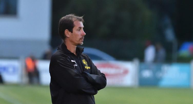 Première défaite de la saison pour le FC Bassecourt