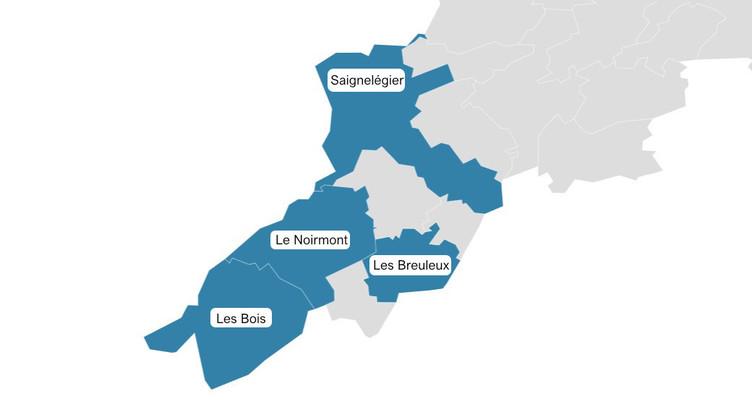Un nouveau plan directeur régional en consultation aux Franches-Montagnes