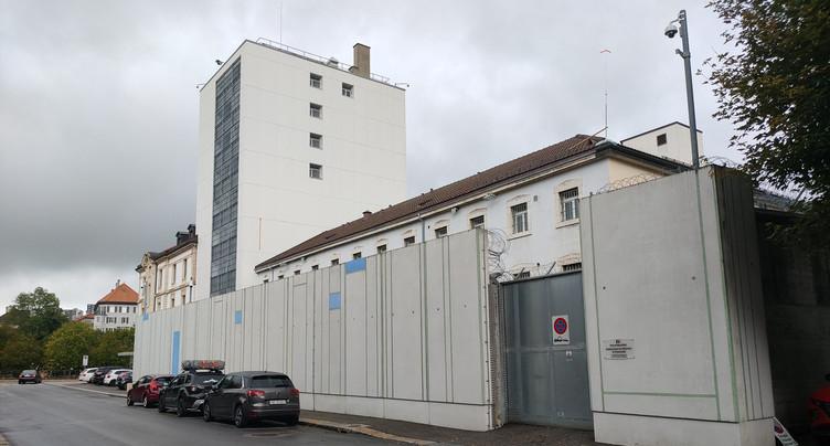 Vers une nouvelle infirmerie à la prison de la Promenade
