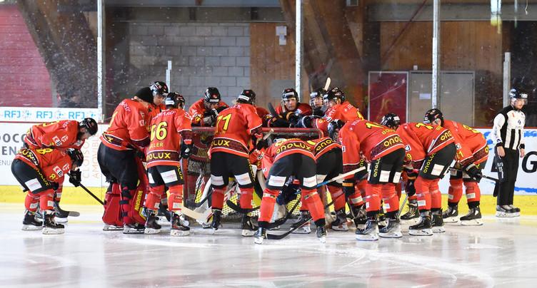 Le HC Franches-Montagnes poursuit sa route en Coupe de Suisse
