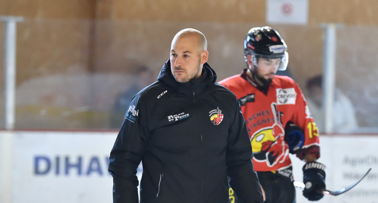 L'entraîneur du HC Franches-Montagnes sur le départ