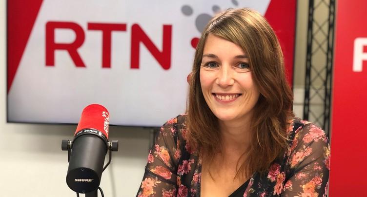 Dans les coulisses du Château : Céline Dupraz
