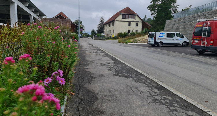 Corgémont : oui au projet routier
