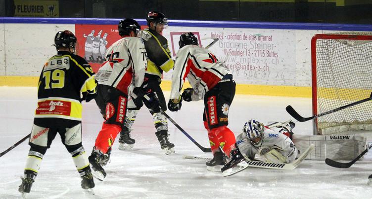 La 2e ligue de hockey sur glace reprend vie