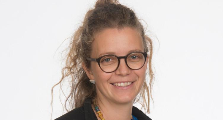 Morgane Rousseau à la tête de Médecins du Monde Suisse