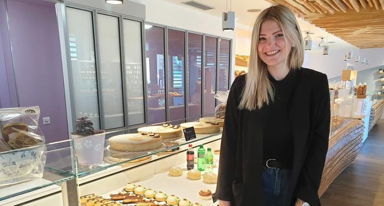 Amandine Freudiger : 18 ans et passionnée de pâtisserie