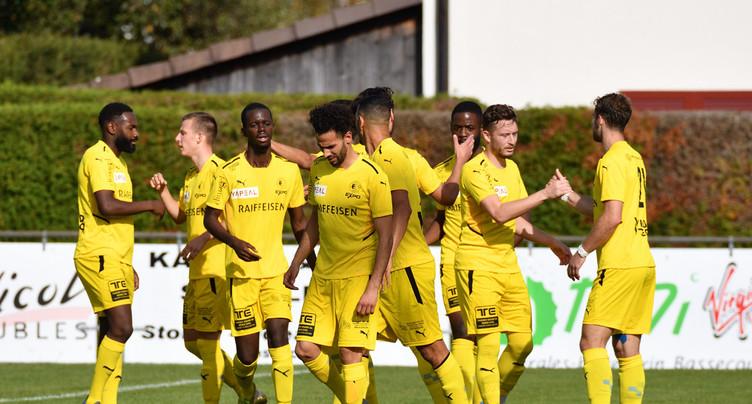 Le FC Bassecourt relève tout de suite la tête
