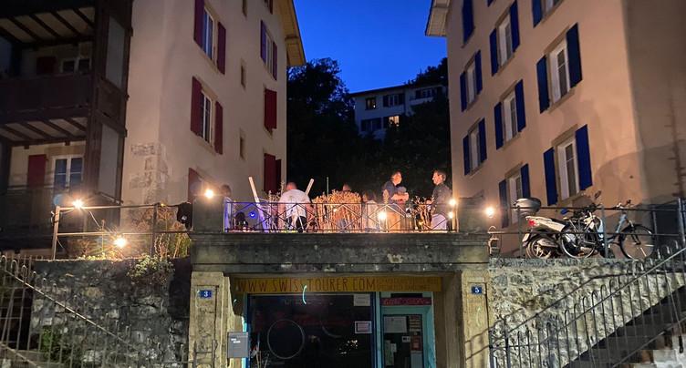 Succès pour la Fête des voisins à Neuchâtel